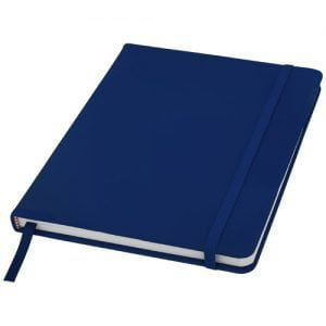 Relatiegeschenk Spectrum A5 hardcover notitieboek - Navy