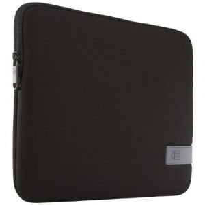 "Relatiegeschenk Case Logic Reflect 13"" laptophoes - Zwart"