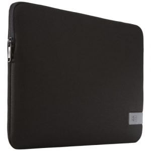 "Relatiegeschenk Case Logic Reflect 14"" laptophoes - Zwart"