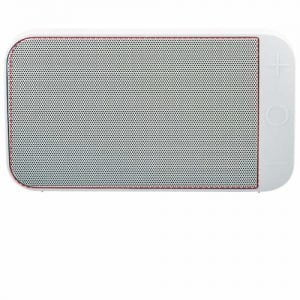 Relatiegeschenk - Wells waterbestendige outdoor Bluetooth® speaker - druklocatie